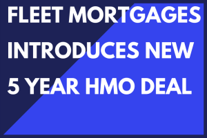 Fleet Mortgages Introduces New 5 Year HMO Pay Rate Deal