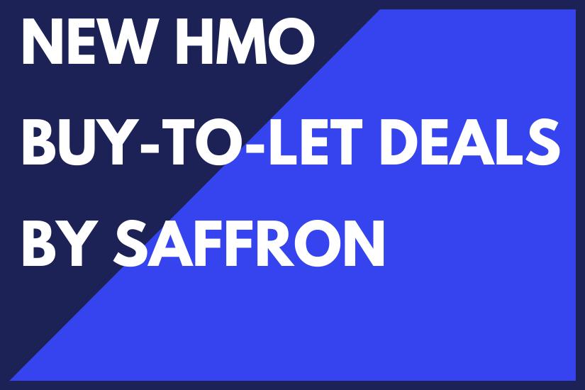 New HMO Mortgage Deals By Saffron